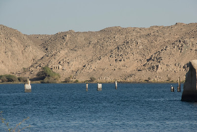 Original Temple Location - Philae Temple, Aswan, Egypt