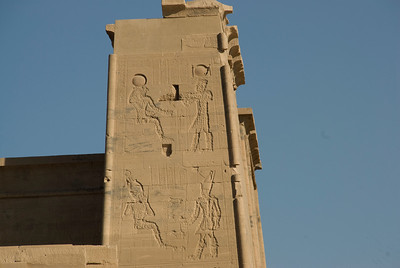 Exterior 1 - Philae Temple, Aswan, Egypt