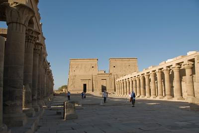 Exterior 13 - Philae Temple, Aswan, Egypt