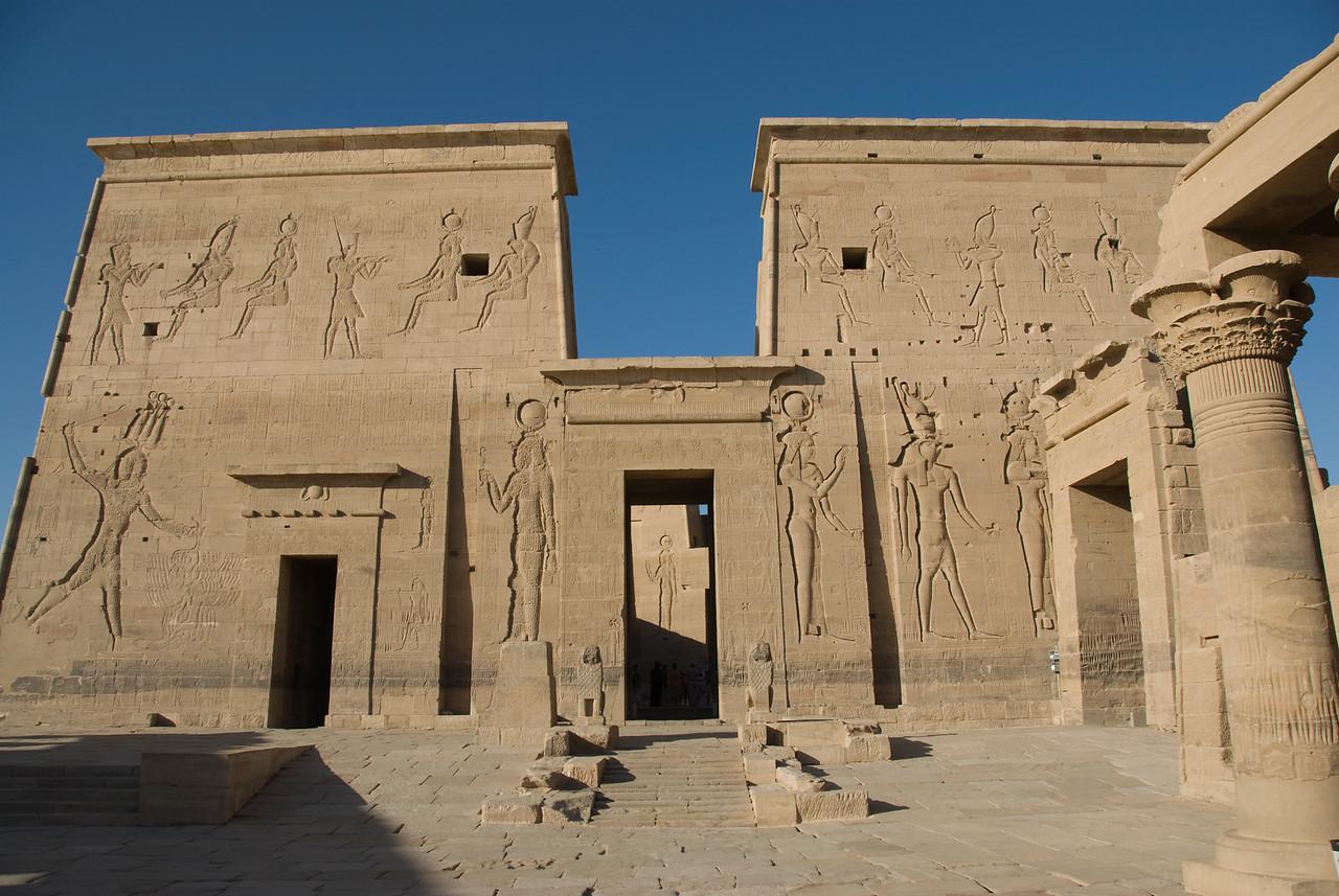 Exterior 12 - Philae Temple, Aswan, Egypt