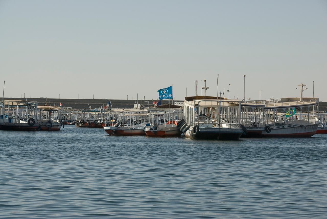 Boats 1 - Philae Temple, Aswan, Egypt
