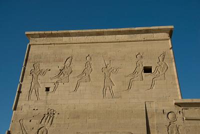 Exterior 16 - Philae Temple, Aswan, Egypt