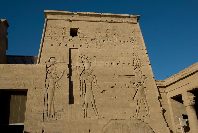 Exterior 17 - Philae Temple, Aswan, Egypt