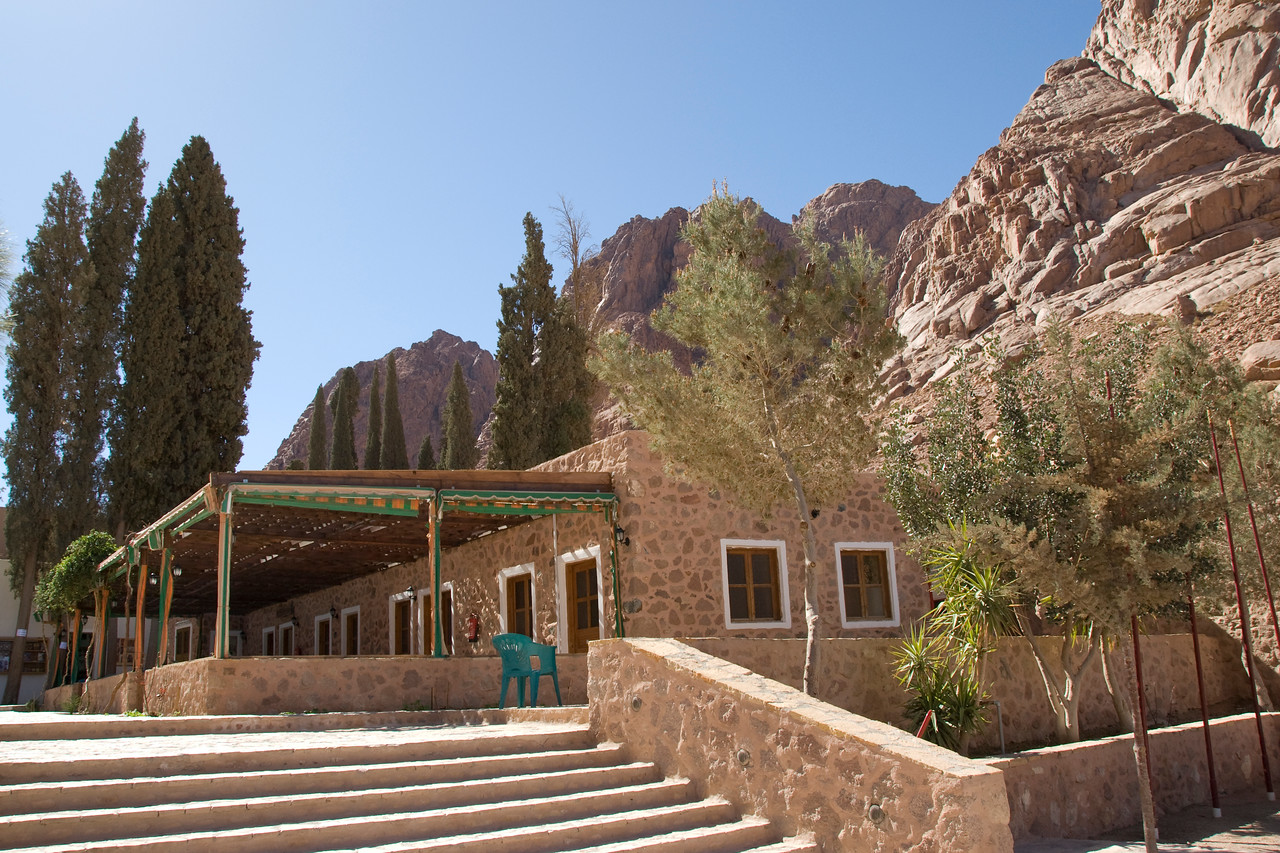 Monestary Guesthouse - St. Catherine's, Egypt