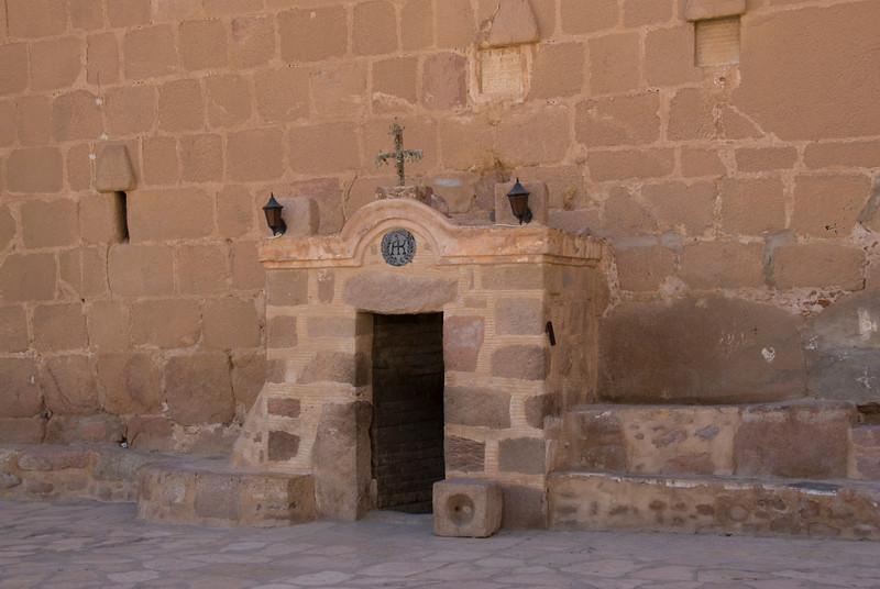 Monestary Entrance 3 - St. Catherine's, Egypt