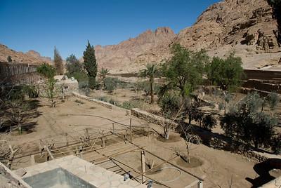 Monestary Garden 1 - St. Catherine's, Egypt