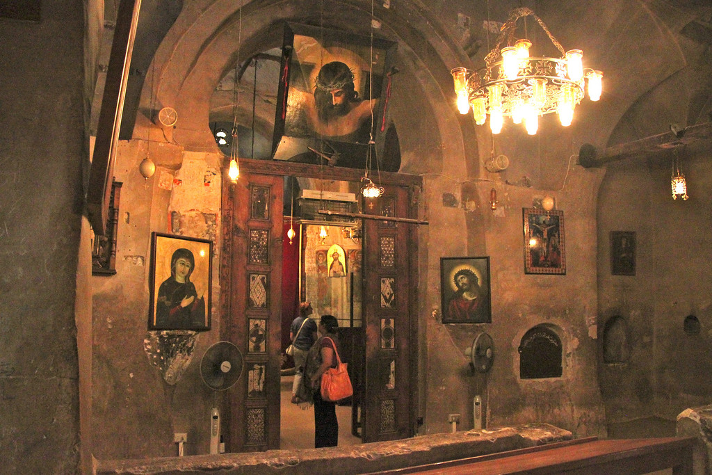 Coptic Monastery - Wadi el Natrun, Egypt - Daily Photo