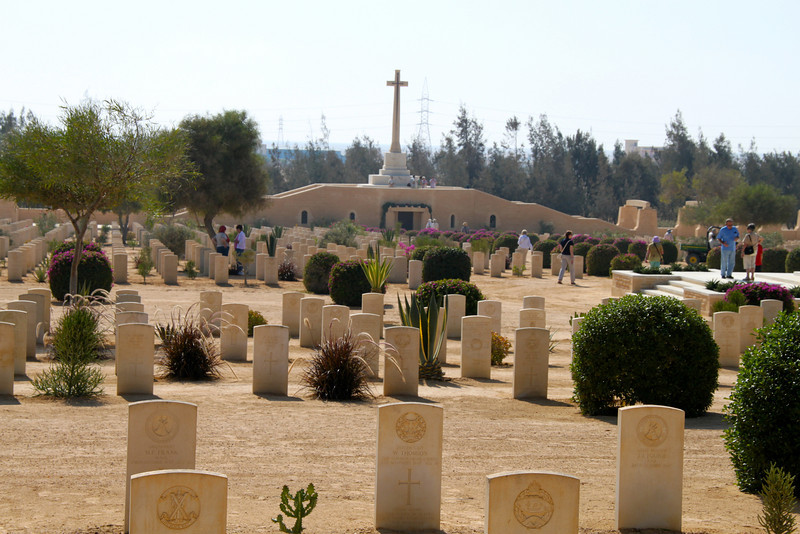 El Alamein Allies cemetary