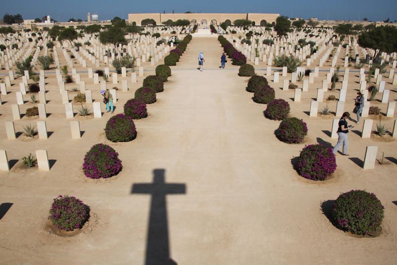 El Alamein Allies cemetary