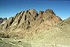 Mount Sinai, Sinai Peninsula, Egypt.