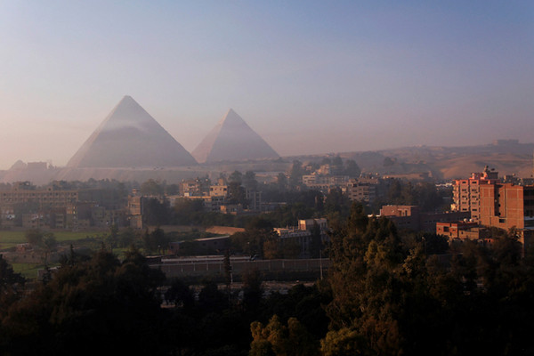Early morning Cairo