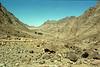 St. Katherine's Monastery valley, Sinai Peninsula, Egypt.