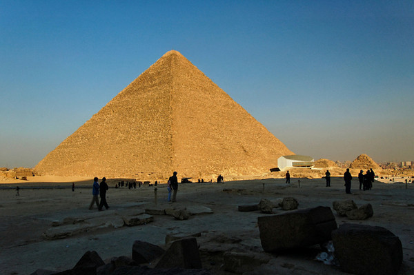 Great Pyramid of Cheops, Giza