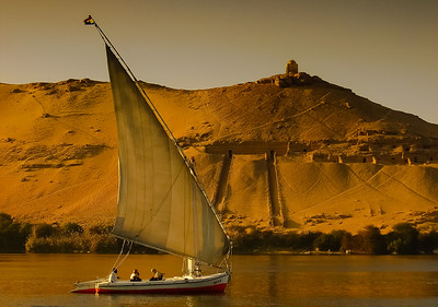 Sail the Nile for Awhile