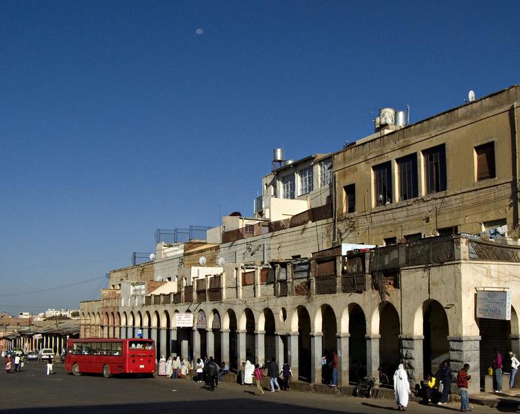 Market, Asmara