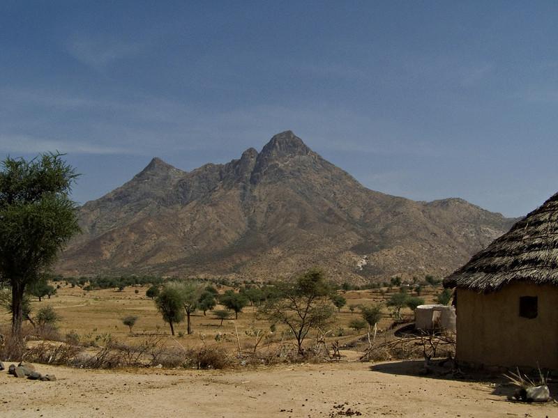 Village west of Keren