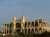 Former Banca d'Italia, Massawa.  The Ethiopian government bombed this building, which local people were using for shelter.