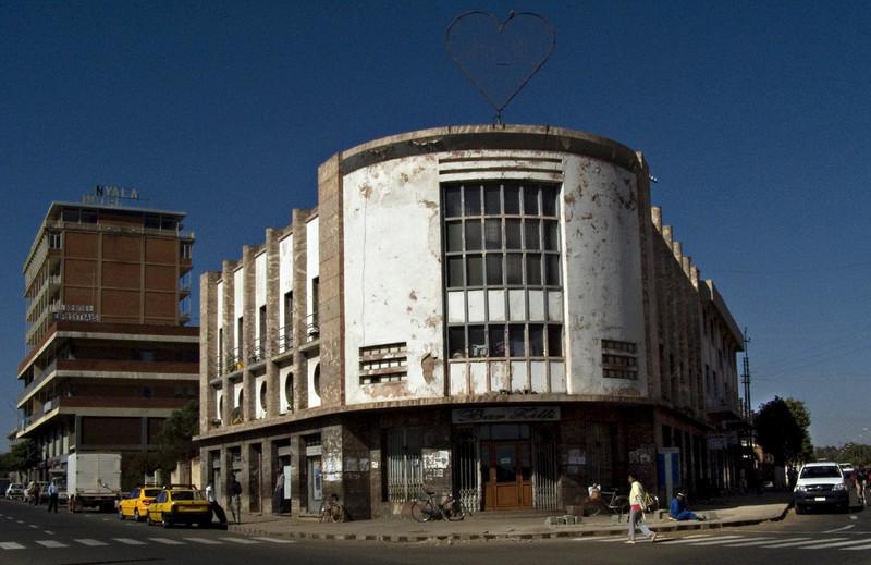 Zilli building, Asmara