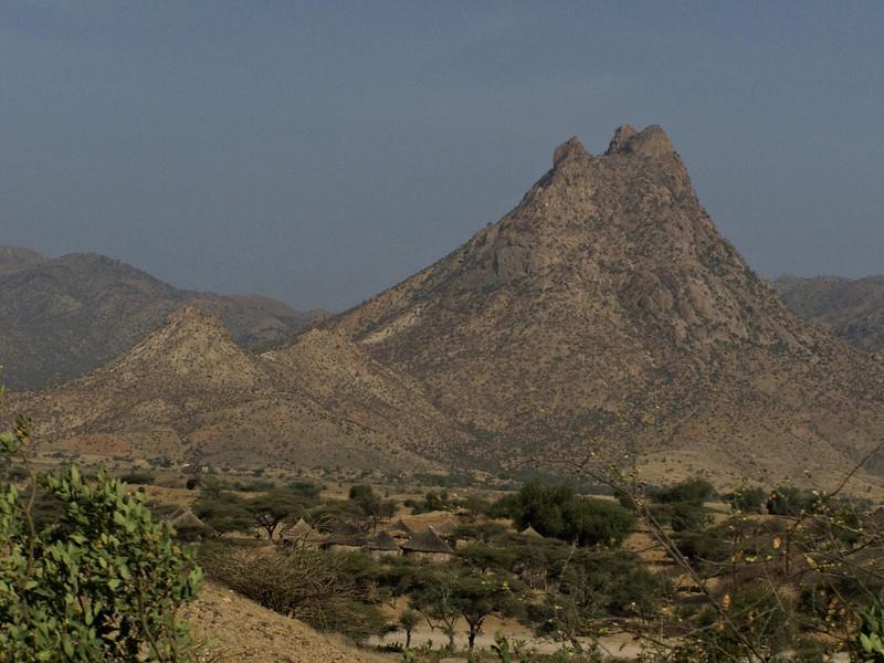 West of Keren