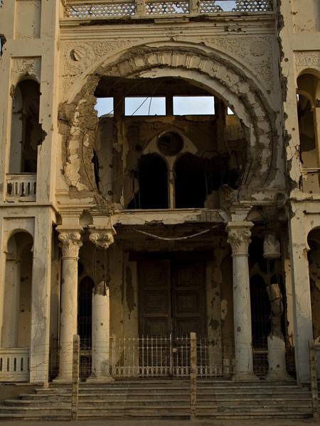 Former Banca d'Italia, Massawa
