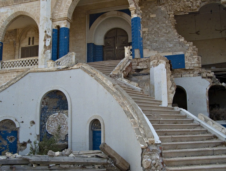 Governor's Palace, Taulud, Massawa