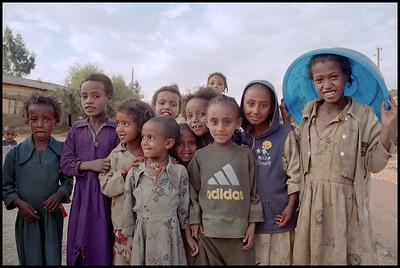 Children in Debark