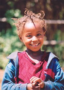 Girl in Arba Minch