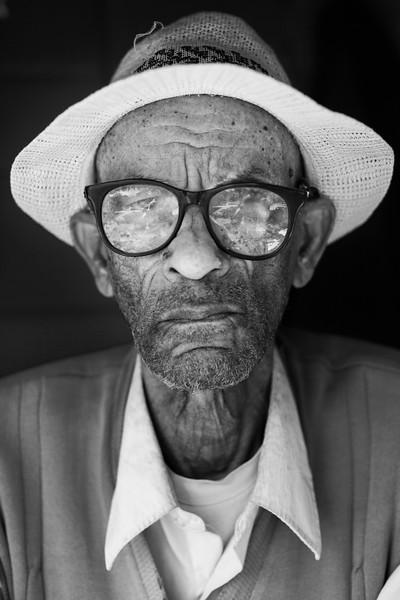 Elderly Man, Awramba, near Lake Tana