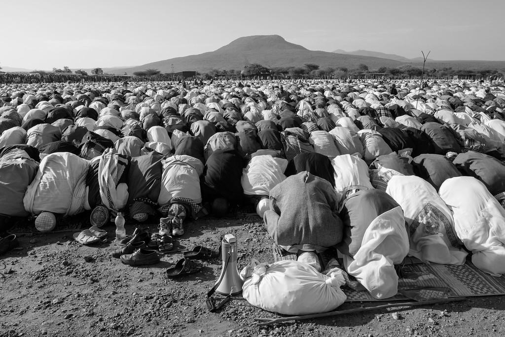 Arefa Prayers,  Dire Sheikh Hussein