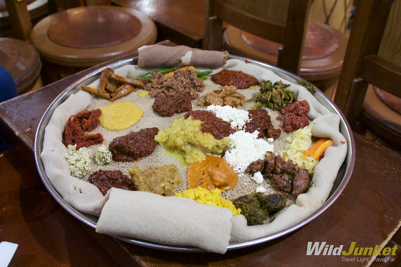 ethiopian food guide