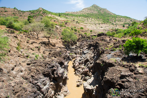 On the Way to the Blue Nile Falls - Bahir Dar, Ethiopia