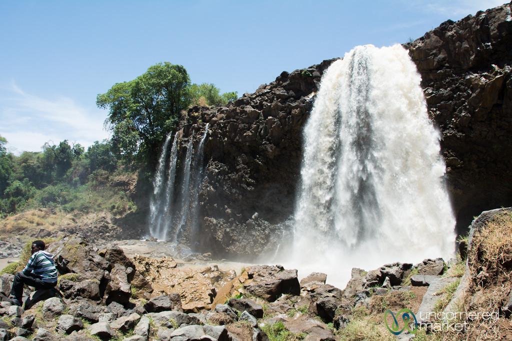 Blue Nile Waterfall - Bahir Dar, Ethiopia