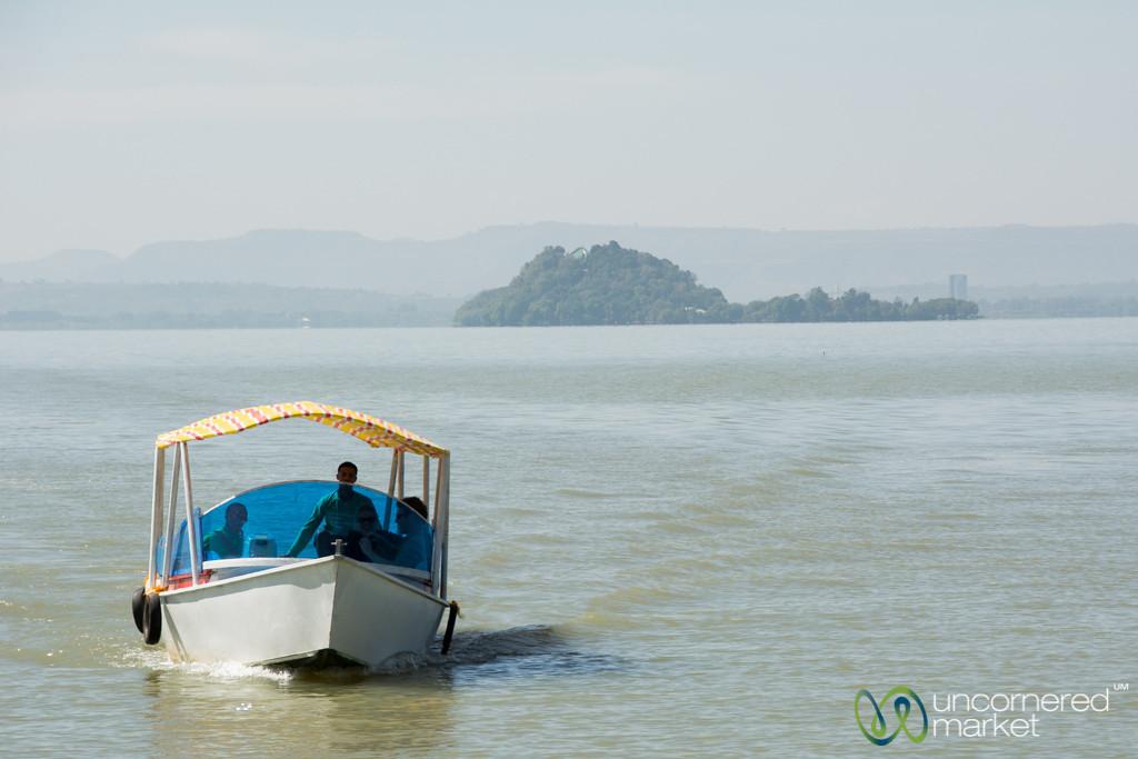 Boat Ride on Lake Tana - Bahir Dar, Ethiopia