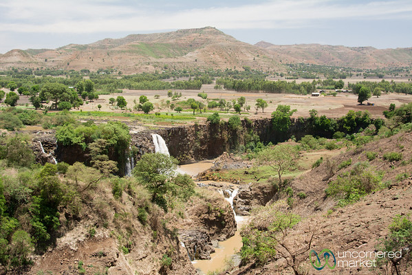 Blue Nile Waterfall - Bahir Dar, Ethiopia
