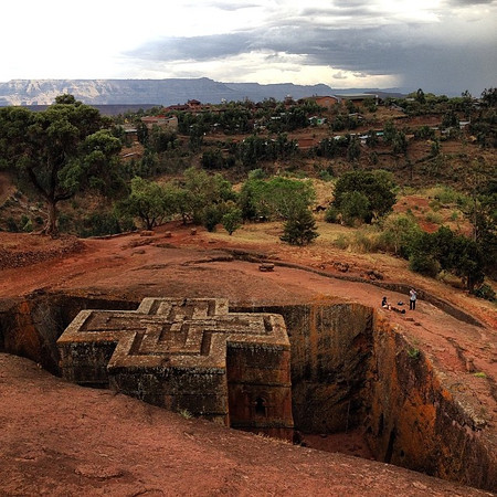 Church of St. George, Lalibela - Ethiopia
