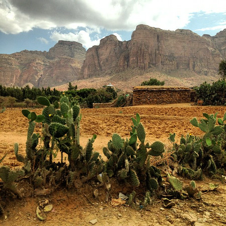 Been doing a lot of writing about Africa lately, including the not-so-usual suspects. This is a shot of Ethiopia's Gheralta plateau, Tigray province. Stunning and severe, the region recalls bits of the southwestern U.S. via Instagram http://ift.tt/1nEUnk0