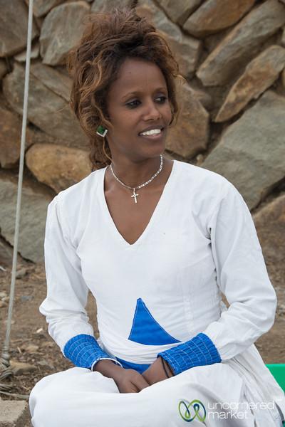 Ethiopian Coffee Ceremony Host - Aksum, Ethiopia