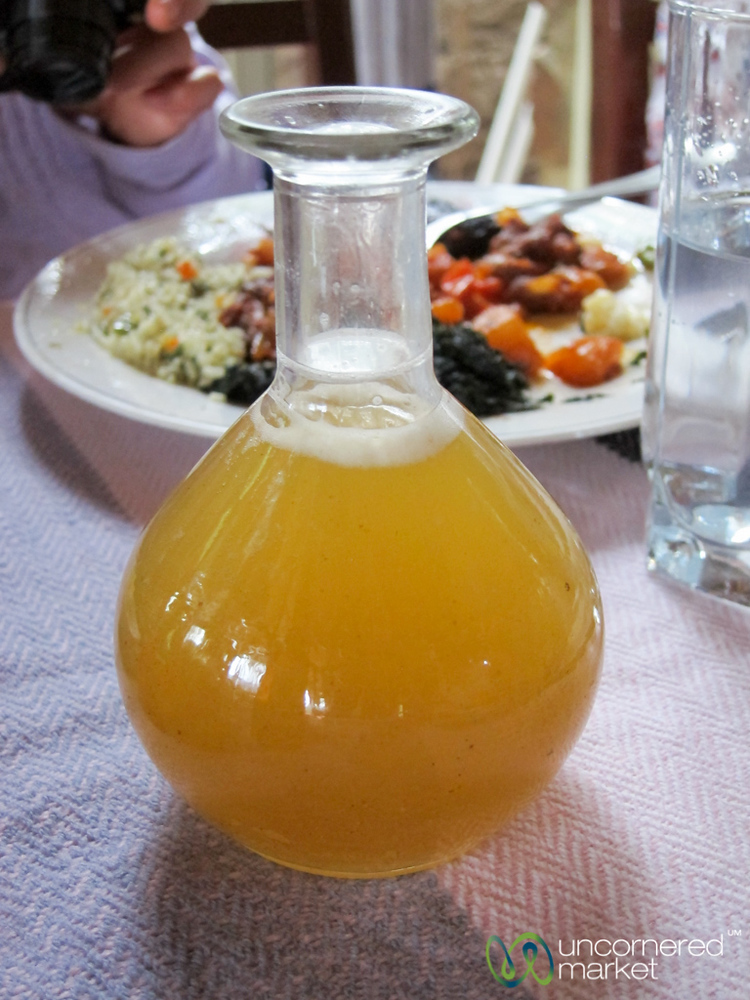 Ethiopian Honey Wine (Tej) - Gondar, Ethiopia