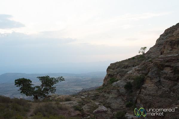 Dusk in the Gheralta Mountains - Tigray, Ethiopia