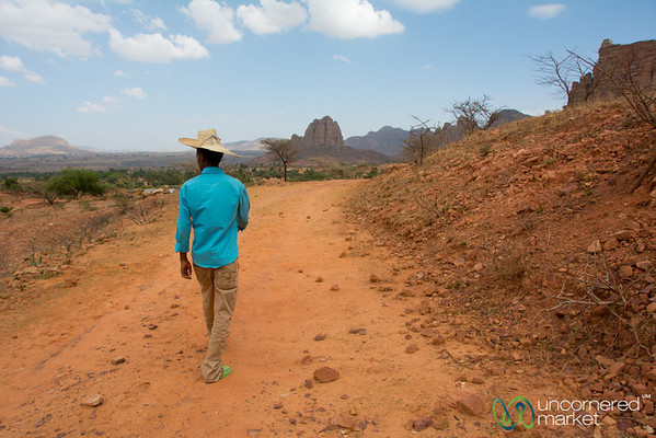 Trekking in the Gheralta Mountains - Tigray, Ethiopia