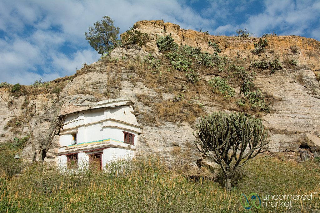Ethiopian Orthodox Church of Maryam Korkor - Tigray, Ethiopia