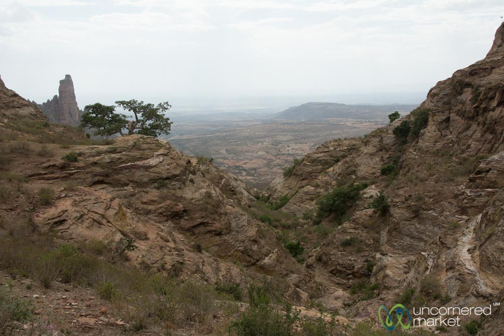 Gheralta Mountains Landscapes - Tigray, Ethiopia