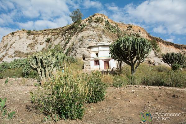Maryam Korkor (Church) in the Gheralta Mountains - Tigray, Ethiopia