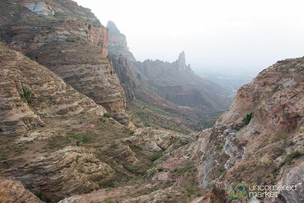 Gheralta Mountain Views - Tigray, Ethiopia