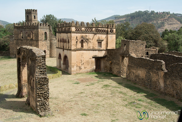 Castles of Gondar - Northern Ethiopia