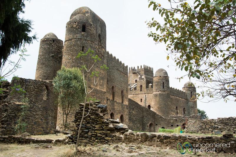 Castles of Gondar - Northern Ethiopia
