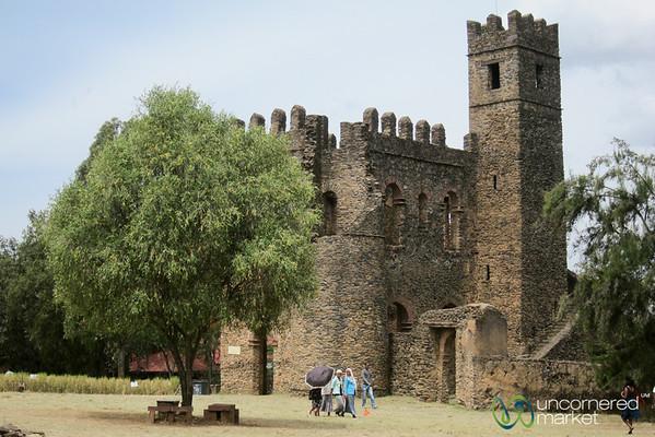 King Johannes Palace - Gondar, Ethiopia