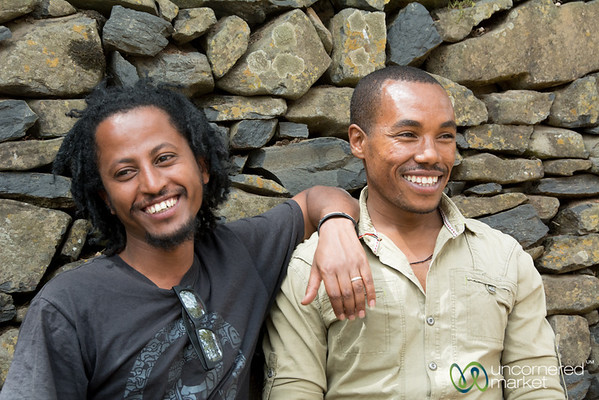 Our G Adventures and Gondar Castles Guide - Ethiopia