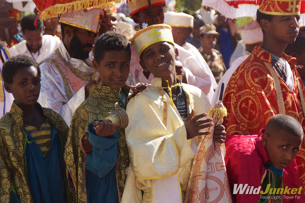 Celebrating Timkat in Ethiopia -- WildJunket Adventure