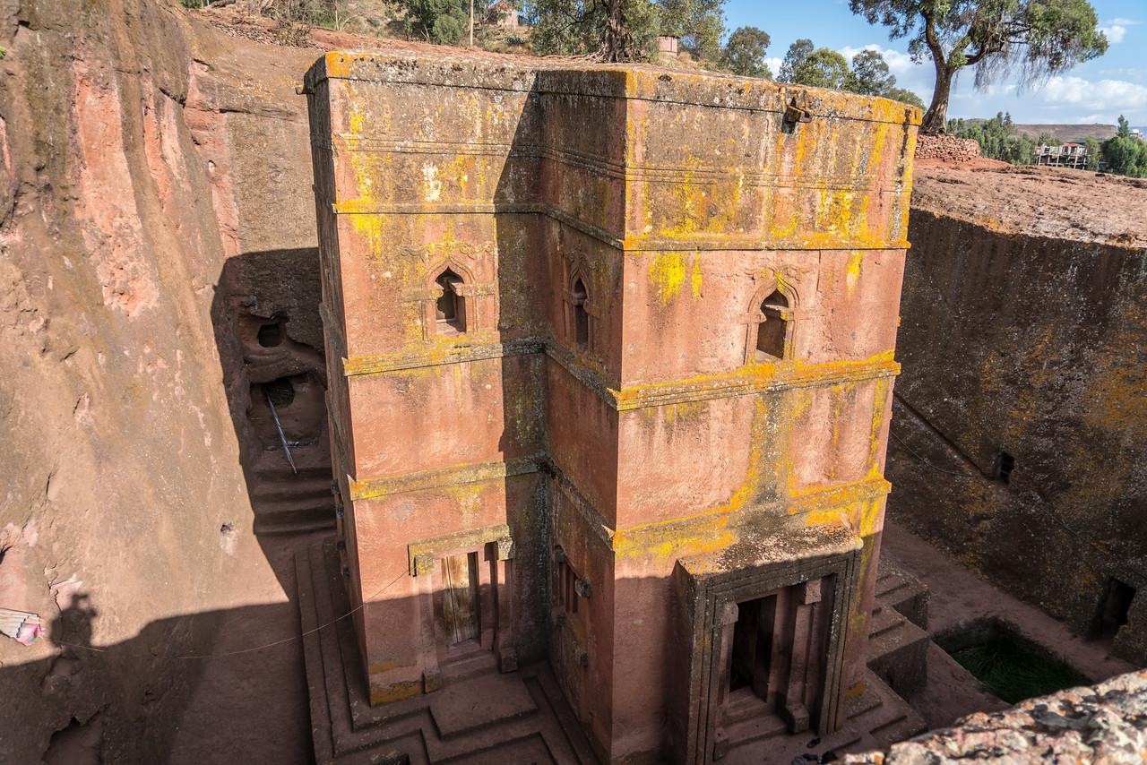 Rock-Hewn Churches, Lalibela